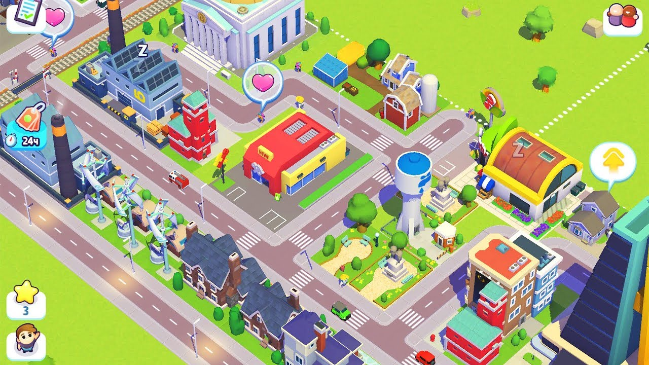 top 5 city building games 2018 android and ios youtube