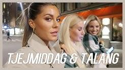 JAG UMGÅS MED INFLUENCERS + BACKSTAGE PÅ TALANG