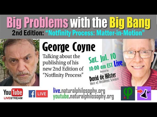 Big Problems with the Big Bang with Geroge Coyne