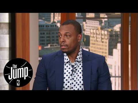 Paul Pierce: Celtics can reach NBA Finals with Kyrie Irving | The Jump | ESPN