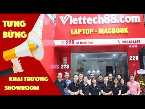 Địa Chỉ Bán Laptop Uy Tín Tại Hà Nội | Viettech88 Cơ Sở 2 : 228 Lê Thanh Nghị - Hai Bà Trưng
