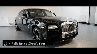 Rolls-Royce Ghost V-Specification 2015 Videos