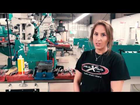 Allegany College of Maryland: Machine Class Program