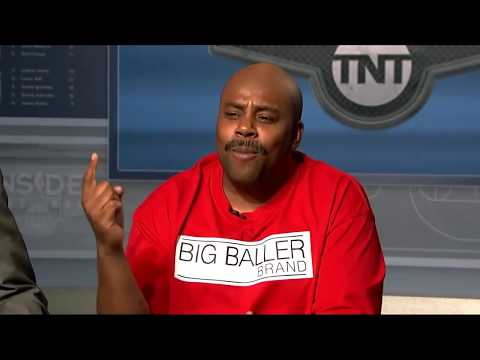 "Inside The NBA: ""LaVar Ball"" Joins The Crew"