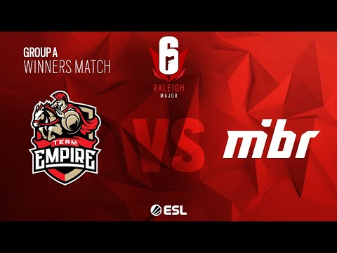 Team Empire vs MIBR vod
