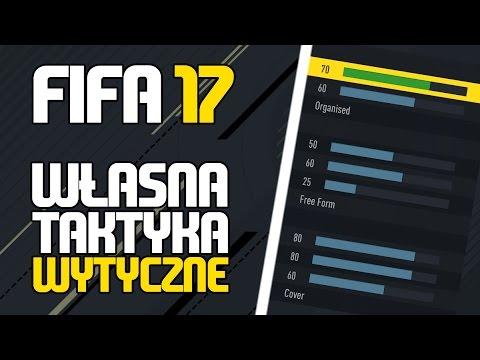 FIFA 17 - Własna taktyka i wytyczne - Jak działają i jak je ustawić?