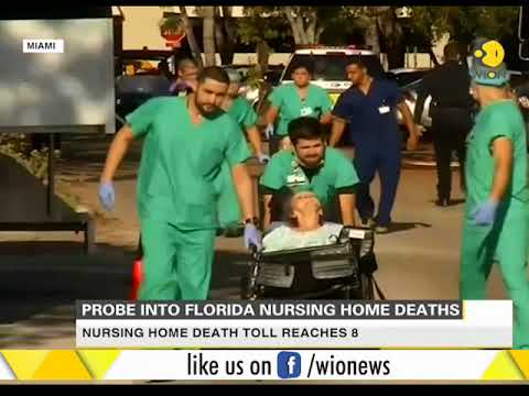 Criminal Probe opens into Florida nursing home deaths
