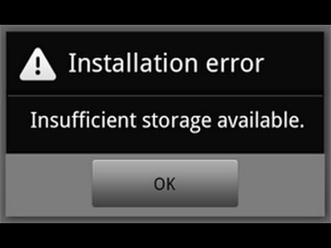 Mysmartphonestuff Offers Fi On The Insufficient Storage Available Error For Android