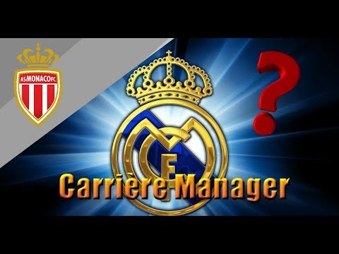 FIFA 18 | Carrière Manager AS Monaco #11: LE REAL MADRID ME