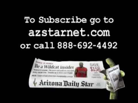 Arizona Daily Star 30-second Spot