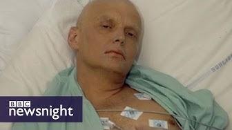 Alexander Litvinenko's murder: The inside story - BBC Newsnight