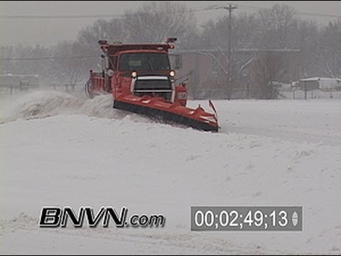 Thumbnail: Various snow plow and snow clean up video - Part 2