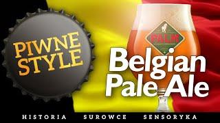 Belgian Pale Ale [Piwne Style]
