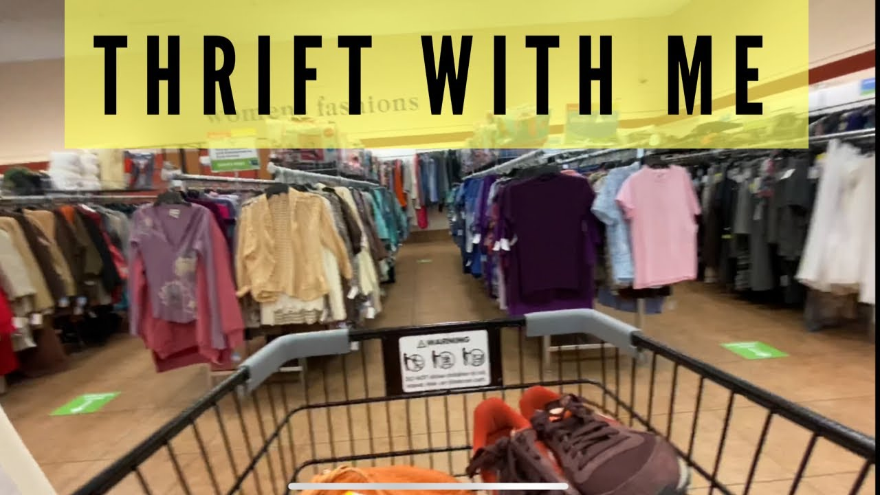 Thrift With Me || What I Didn't Buy || Los Angeles