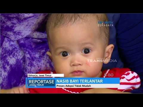 Kehidupan Baru Bayi Terlantar Bersama Keluarga Baru