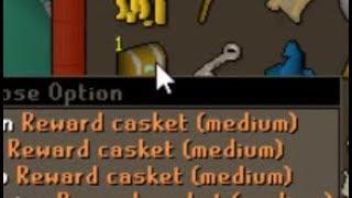 First medium clue D