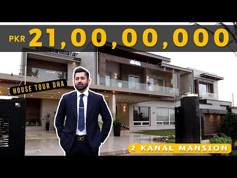 21 Crore Mansion Tour by Syed Brother