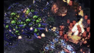 PRO FFA - ZvTvPvTvZvZvTvP on Big Game Hunters - StarCraft 2 - 2020