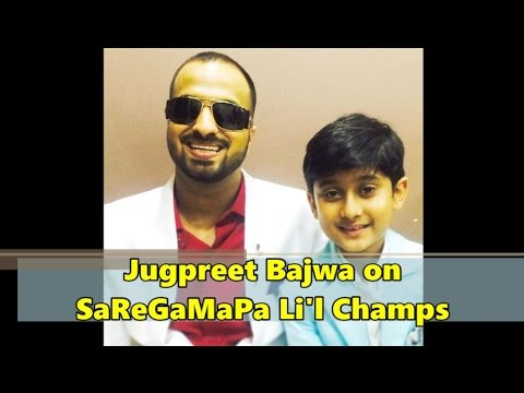 Jagpreet Bajwa To Perform With Shreyan On SaReGaMaPa Lil Champs