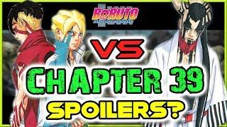 Boruto Manga Chapter 39 Spoilers   Boruto and Kawaki Teaming Up