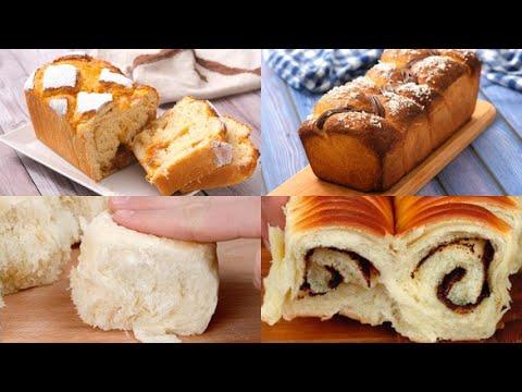 4 recipes to make a fluffy brioche