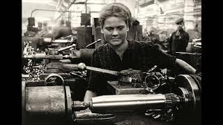 Промышленные предприятия в годы  Великой Отечественной войны
