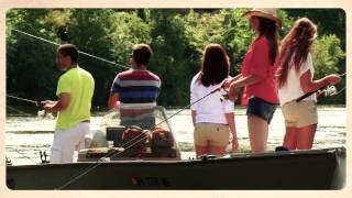 fishing the black river