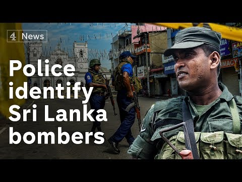 Sri Lanka: Details of bombers revealed - as top official quits