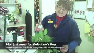 Not only roses for Valentine's Day - Brainerd Dispatch MN