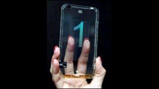 Compañía telefonica saca celular trasparente en Taiwan