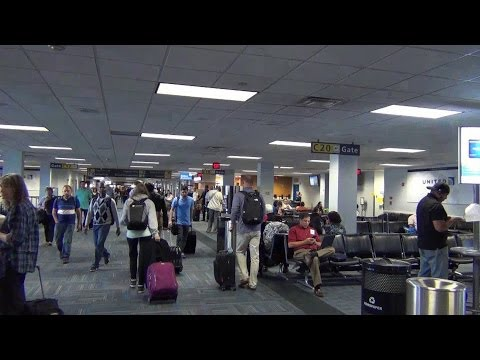 A Tour of Washington Dulles Airport's C and D terminals (Part 2), June 2013