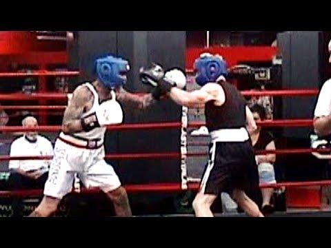 AL PARADISO / JIM WHEELER : MASTER BOXERS 170 lb. GLEASON'S GYM 6/17/17 : 3 rounds