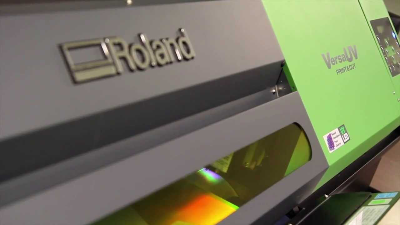 Creating Packaging Prototypes with the Roland VersaUV