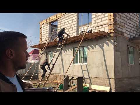 Как из одноэтажного дома сделать двухэтажный