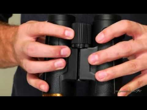 Leupold 8x42mm Bx 2 Acadia Binoculars Product Review Video