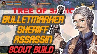 BulletMarker Sheriff Assassin - Desperado Build
