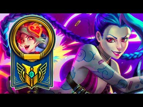 Jinx Montage 59  Best Jinx Plays  League of Legends Top