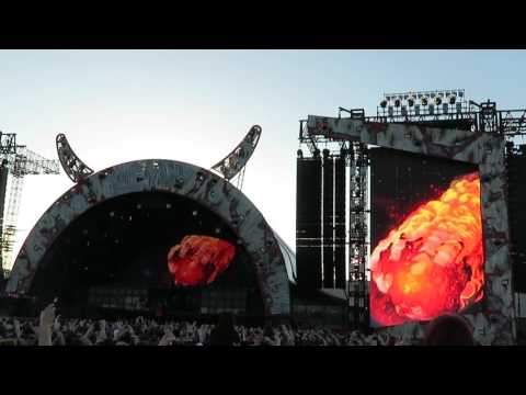 AC/DC - Intro + Rock or Bust (Rock or Bust World Tour 2016 )