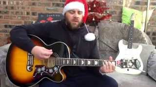 Frankie goes to Hollywood-The Power of love-Acoustic lesson.