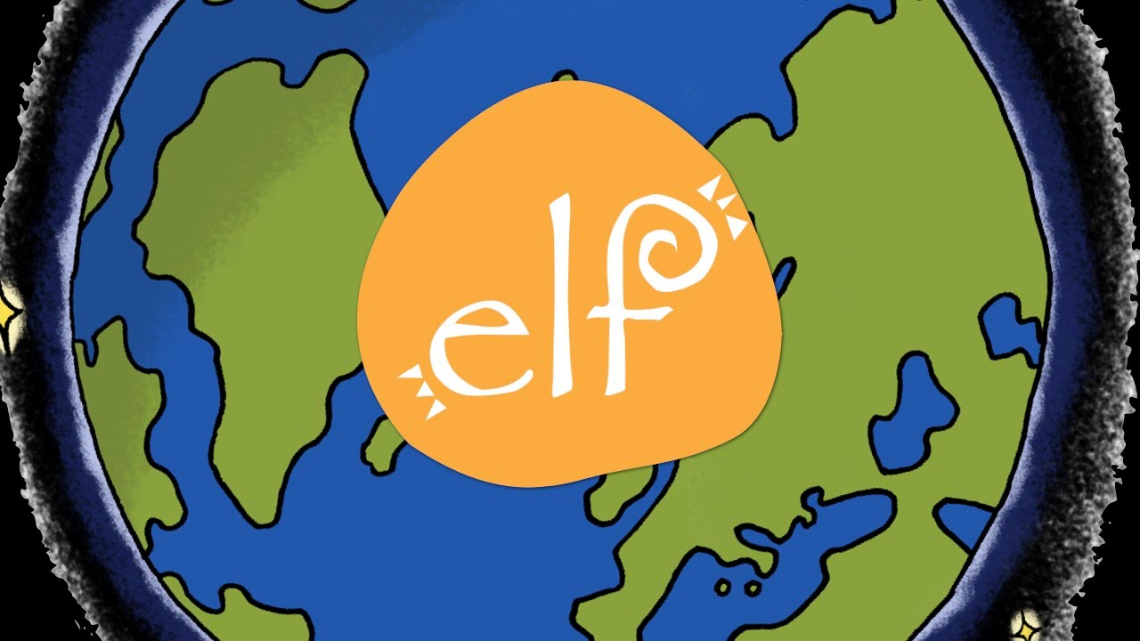Earth Vocabulary And Geography Chant For Kids By ELF Learning - Map videos for kids