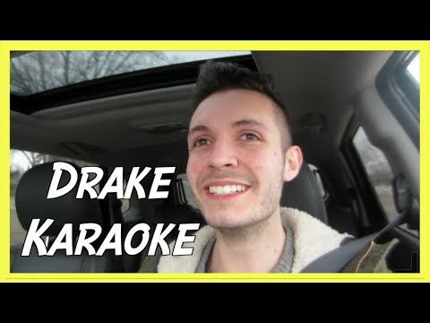 Drake Karaoke! - Winnipeg Day 5
