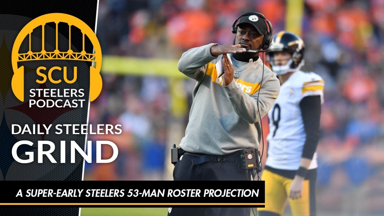 Projecting who makes it past Steelers cuts, onto 53-man roster