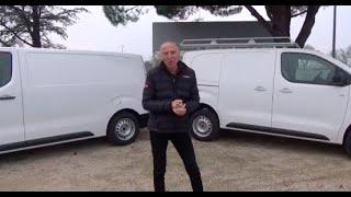 Peugeot Expert avec transformation Dangel 4x4 : Les tutos de Berbiguier