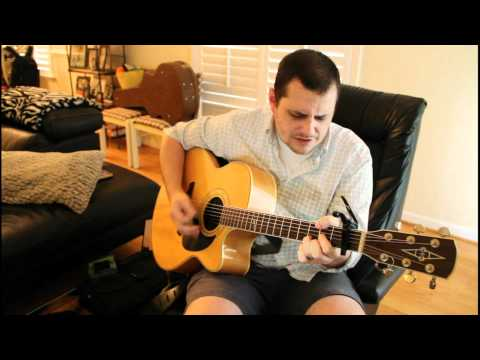 Eric Church - Springsteen (Chris Smith Acoustic Cover)