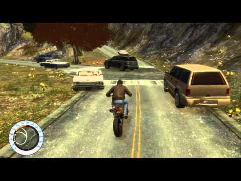 GTA 4 Sanchez Mod Sound, New Map, Speedometer All GTA IV Versions