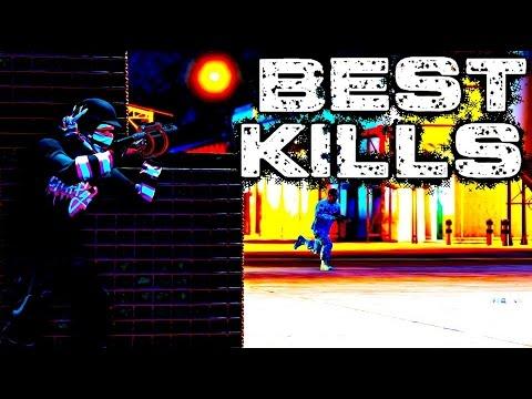 (GTA 5 Online) Best Kills of The Week