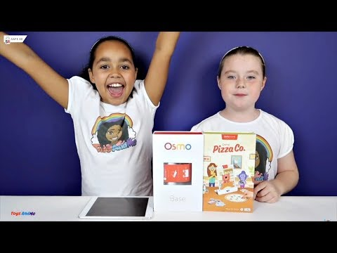Thumbnail: Ad - Osmo Pizza Challenge! Interactive Fun Game - Let's Make Some Yummy Pizza