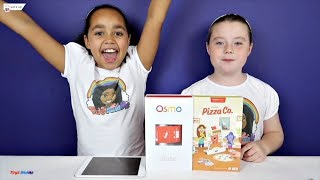 Ad - Osmo Pizza Challenge! Interactive Fun Game - Let's Make Some Yummy Pizza