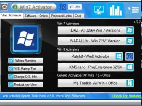 windows 7 activator patch download