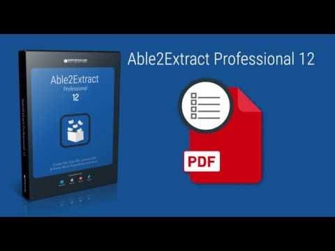able2extract professional 14